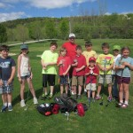 junior golf beginners clinic