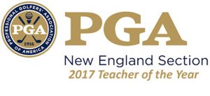 2017 New England PGA Teacher of the Year